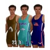 Teamwork Medalist Custom Sublimated Wrestling Singlet