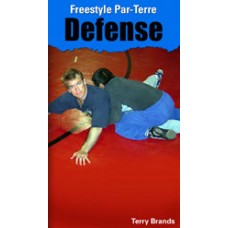 Wrestling Video Freestyle Par-Terre Defense DVD