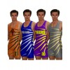 Teamwork Takedown Custom Sublimated Wrestling Singlet